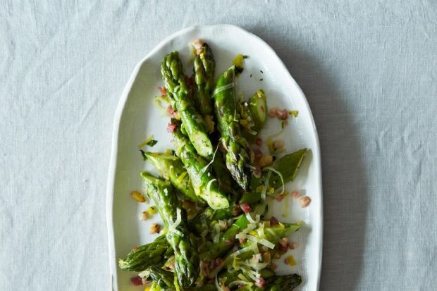 Asparagus Recipes by Lisa Siva